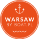 WARSAWbyBOAT